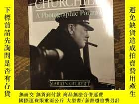 二手書博民逛書店Churchill:罕見A Photographic Portr
