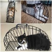 洗貓籠貓吹風籠子洗貓神器防抓咬吹干貓洗澡籠袋固定貓多色小屋YXS