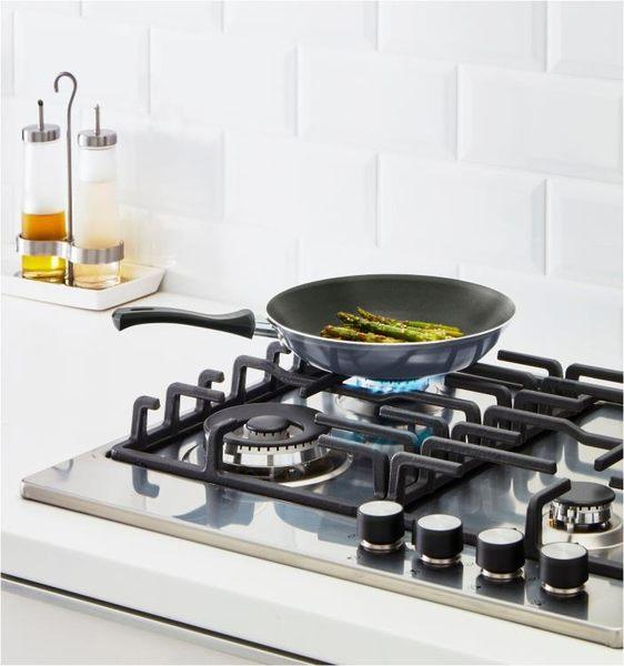 不黏鍋煎鍋煎餅煎牛排煎雞蛋平底煎鍋煎魚鍋燃氣灶適用igo 青木鋪子