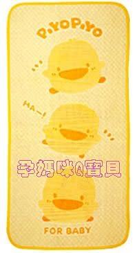 黃色小鴨嬰幼兒亞草涼蓆墊~嬰兒床亞草涼墊81516