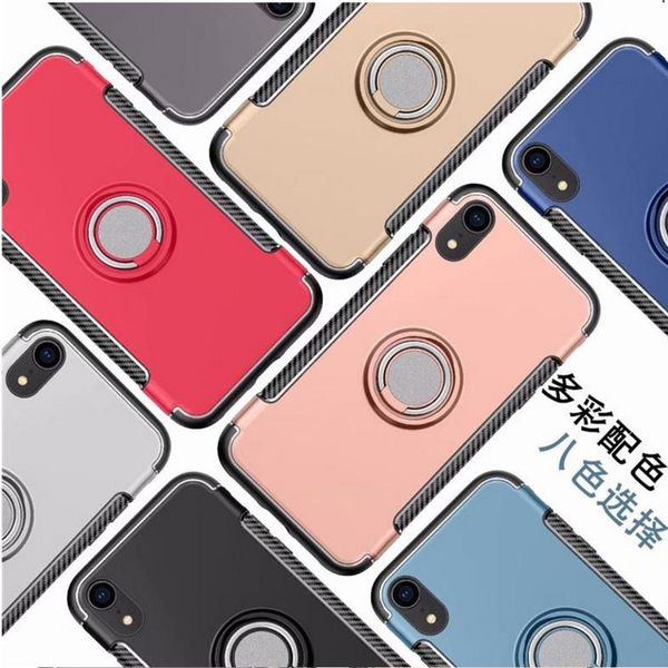 【SZ62】鎧甲車載磁吸支架 iPhone Xs手機殼 iPhone XR iPhone XS Max手機殼