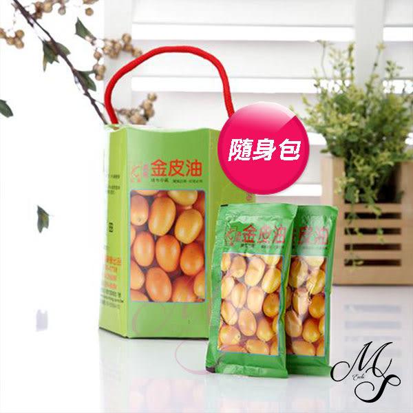 【Miss Sugar】台灣製造 友慶 金皮油隨身包 (30包入/盒子)