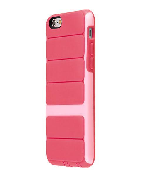 【漢博商城】 SwitchEasy Odyssey iPhone 6/6s 雙色保護殼 - 桃粉