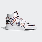Adidas Drop Step Xl [Q47200] 男鞋 運動 休閒 籃球 情侶 經典 愛迪達 高筒 流行 白