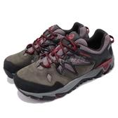 Merrell 戶外鞋 All Out Blaze 2 GTX 紫 紅 女鞋 Gore-Tex 防水 越野 登山 灰 運動鞋【PUMP306】 ML41060