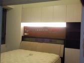 【歐雅系統家具】  E1V313系統櫃 系統廚具 床頭櫃 吊櫃 收納櫃 整組 B0004