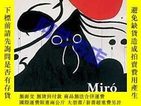 二手書博民逛書店Miró:罕見Catalogue Raisonné, Paint
