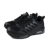 G.P (GOLD PIGEON) 阿亮代言 運動鞋 黑色 男鞋 P6922M-10 no360