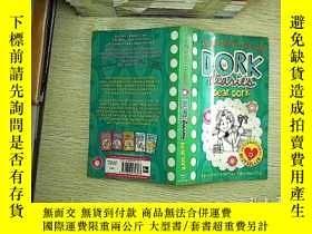 二手書博民逛書店Dork罕見Diaries : Dear DorkY203004