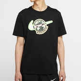 Nike Sportswear Worldwide 男裝 短袖 地球 東京 休閒 黑【運動世界】CW0387-010