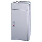 群策 CD68-01 清潔箱/方型垃圾桶 W30xD25xH60cm 搖擺式