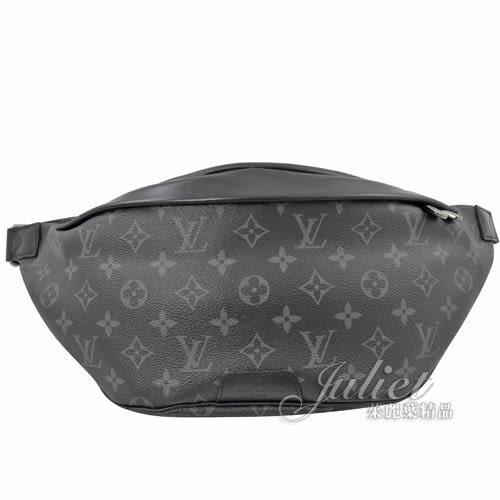 Louis Vuitton LV M44336 Discovery 黑經典花紋腰包/胸口包 全新 預購 【茱麗葉精品】
