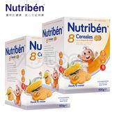 貝康 紐滋本 Nutriben 餅乾麥精600g(2盒)