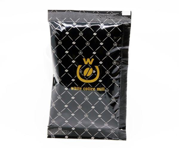 【白咖啡坊】南洋 榴槤白咖啡 盒裝5入 定價160元 會員價150元 團購價每盒140元