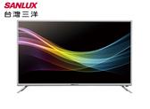 SANLUX三洋 43型 LED背光液晶電視+視訊盒 SMT-K43LE5(僅運送無安裝)