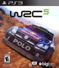 PS3 WRC 5 世界越野冠軍賽 5(美版代購)