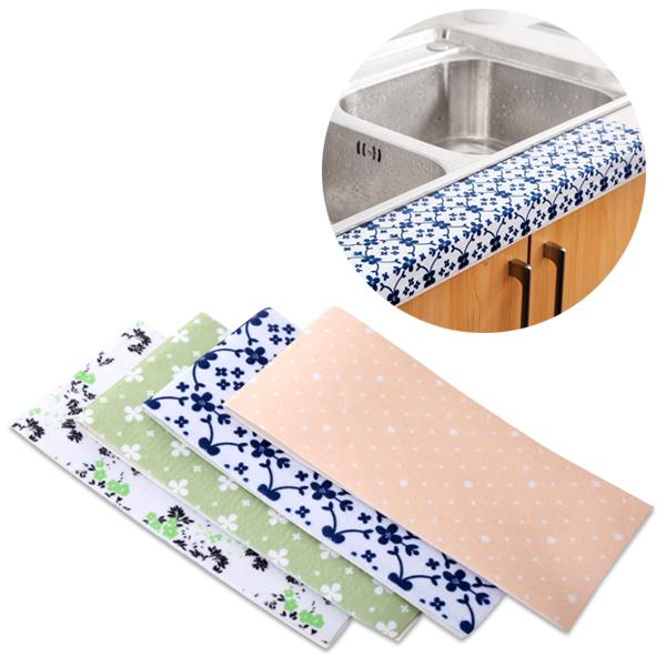 防水貼 吸濕貼 無痕 防霉 防黴 防潮 防濕 吸溼 廚房 水槽 浴室 馬桶 洗手台 流理台 靜電 絨面