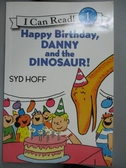 【書寶二手書T1/兒童文學_QIA】Happy Birthday, Danny and the Dinosaur!_HOFF, SYD