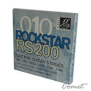 【小新的吉他館】Galli RS-200 鍍鎳電吉他弦(10-46)【Galli品牌/電吉他弦專賣店/RS200】