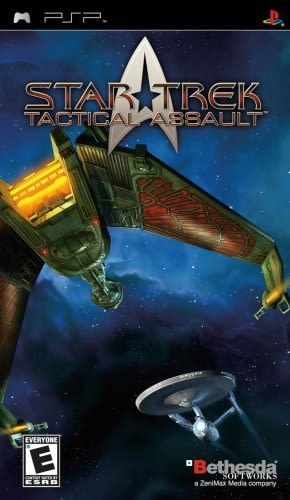 PSP Star Trek: Tactical Assault 星艦迷航記:作戰攻擊(美版代購)