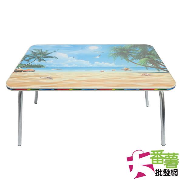 小號摺疊書桌(JP-504) /折疊桌 [A6-3]-大番薯批發網