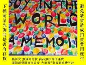 二手書博民逛書店2手英文罕見Jim Dine: Boy in the World