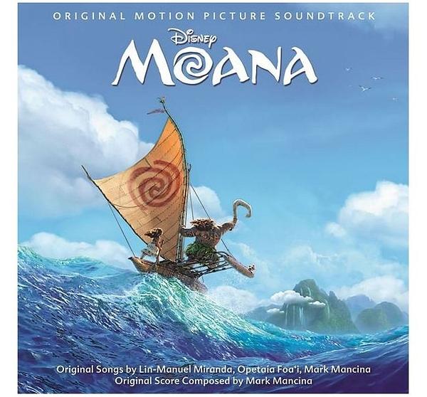 海洋奇緣 超值精裝版 電影原聲帶 CD OST (購潮8)