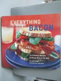 【書寶二手書T9/餐飲_YBN】Everything Tastes Better With Bacon-70 Fabul