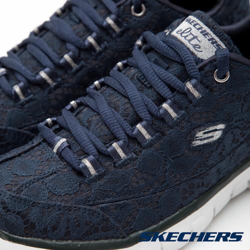 SKECHERS (女) 運動系列 Synergy - 11973NVSL
