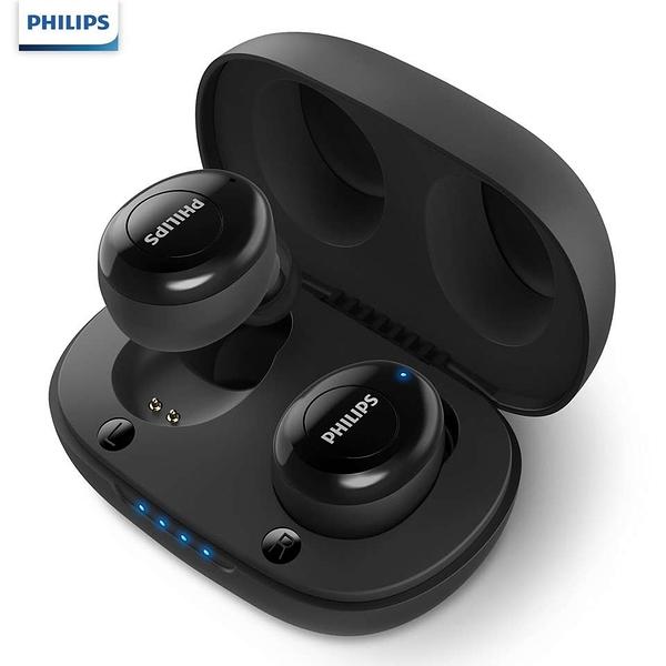 [富廉網]【PHILIPS】飛利浦 TAUT102 藍牙5.0 真無線藍牙耳機