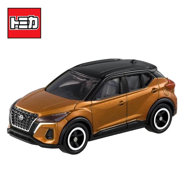 【日本正版】TOMICA NO.6 日產 KICKS NISSAN 休旅車 玩具車 多美小汽車 - 174622