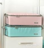 折疊式收納箱-牛津布家用衣服收納箱子布藝衣物整理箱可折疊宿舍衣柜儲物收納盒 YYS 多麗絲