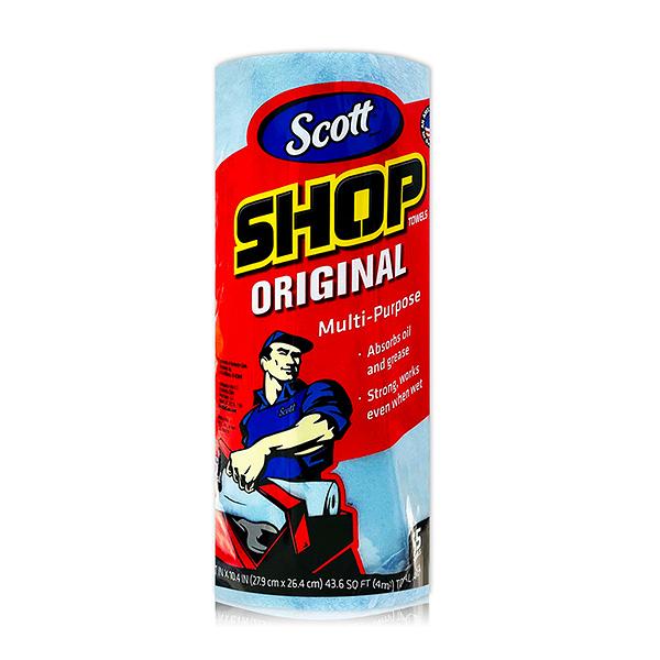 美國Scott萬用紙抹布55張