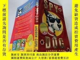 二手書博民逛書店SPY罕見DOG: 間諜犬.Y200392