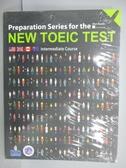 【書寶二手書T4/語言學習_PHT】Preparation Series for the NEW TOEIC TEST