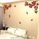 ☆阿布屋壁貼☆歐式花紋 B  -L尺寸  壁貼