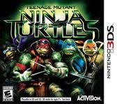 3DS Teenage Mutant Ninja Turtles 忍者龜:再次出擊(美版代購)