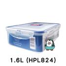 樂扣樂扣 PP微波保鮮盒1.6L : LOCK&LOCK HPL824