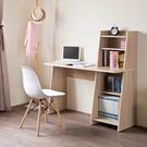 電腦桌 桌子 收納【收納屋】桑田造型層架式書桌&DIY組合傢俱