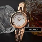 石英錶-鑲鑽高貴時尚手鍊造型女手錶5色71r25【時尚巴黎】