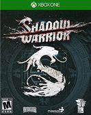 X1 Shadow Warrior 影武者(美版代購)