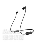【曜德 送收納袋】SONY WI-C200 黑色 無線藍牙入耳式耳機 續航力15H