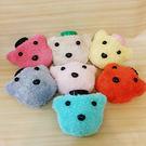 【我們網路購物商城】韓國可愛熊熊暖手注水型毛絨熱水袋 暖手寶-隨機出貨