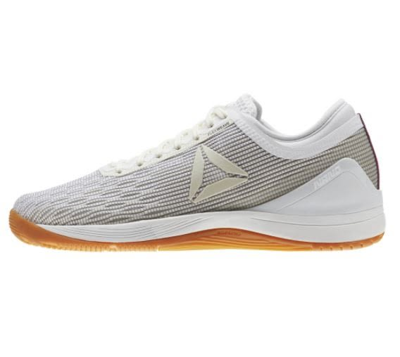 REEBOK CROSSFIT NANO 女鞋 訓練 耐磨 緩衝 輕量 透氣 膠底 白【運動世界】CN1039