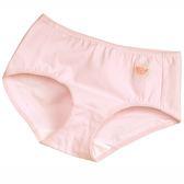 嬪婷-可愛內褲-天絲棉M-2L低腰三角褲(西瓜粉)透氣包臀BS4673-LY