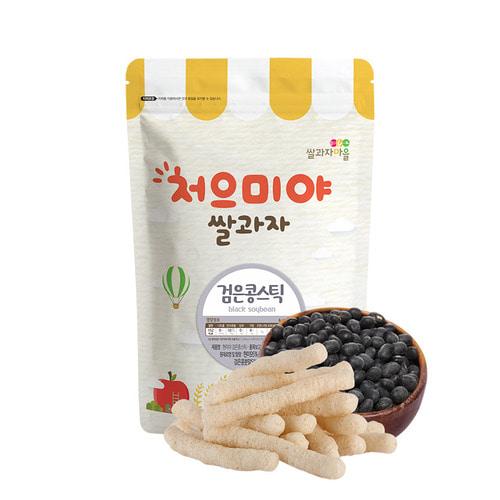 【韓國米餅村】寶寶糙米棒-共六款 零食 嬰兒 米果 兒童 幼童 可食 健康 無調味