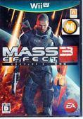 Wii U 質量效應 3 特別版 Mass Effect 3: Special Edition 日文版【玩樂小熊】