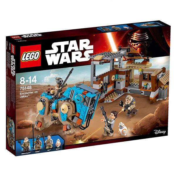75148【LEGO 樂高積木】星際大戰 Star Wars-賈庫星的相遇 Encounter on Jakku