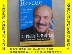 二手書博民逛書店Relationship罕見Rescue: Dont Make Excuses! Start Repairing