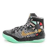 Nike Kobe IX Elite GS [636602-002] 童鞋 運動 籃球  黑 綠